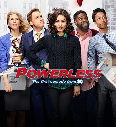 Powerless Season 1 Release Date