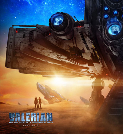 Valerian and the City of a Thousand Planets Release Date