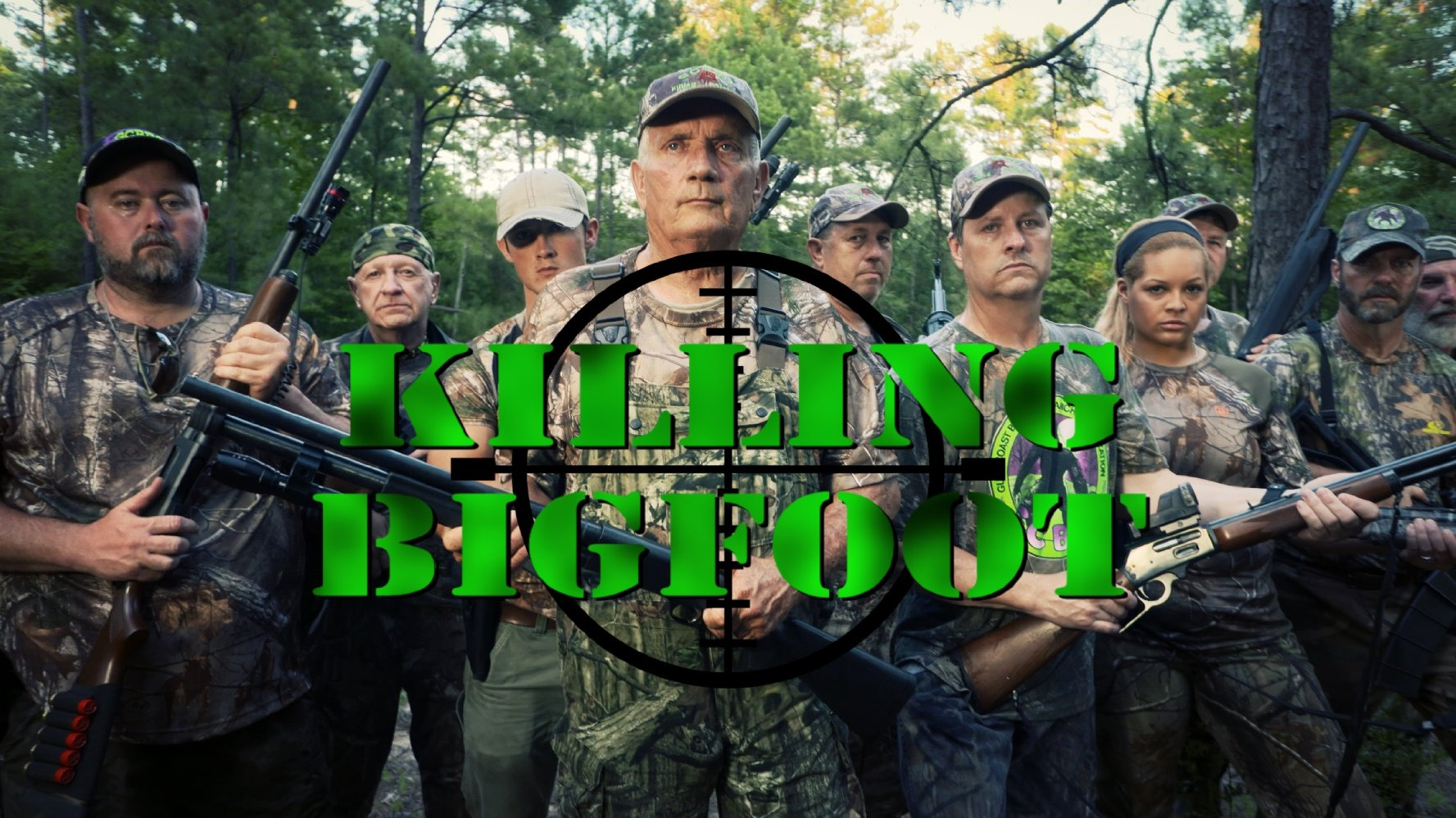 Killing Bigfoot Season 1 1