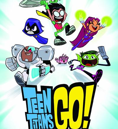 Teen Titans Go! Season 5 Release Date