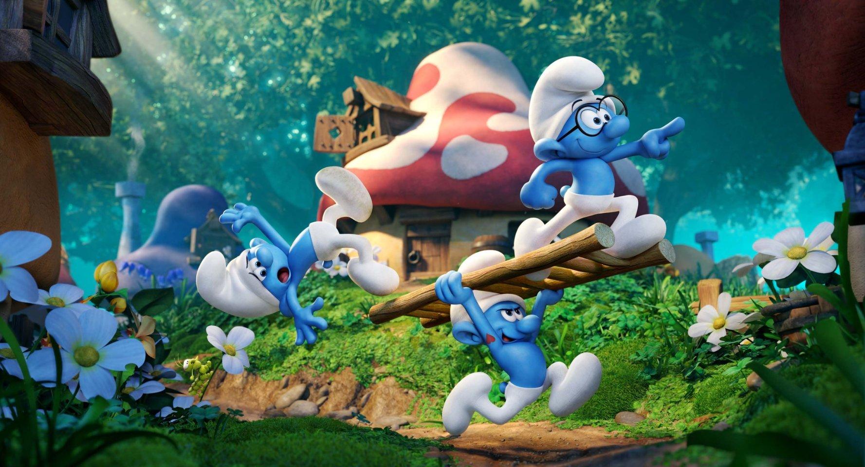 Smurfs: The Lost Village Season 1 1