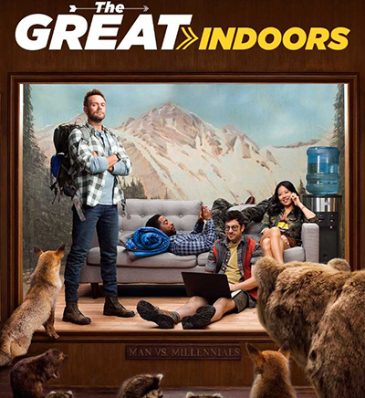 The Great Indoors Season 2 Release Date