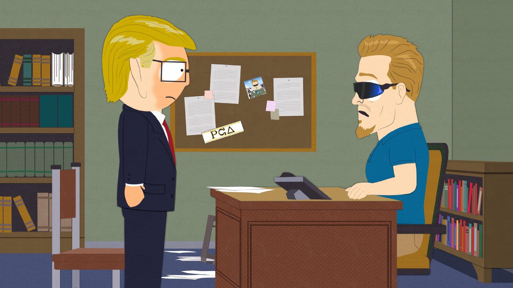 South Park season 21 2