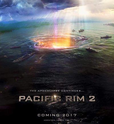 Pacific Rim: Uprising Release Date