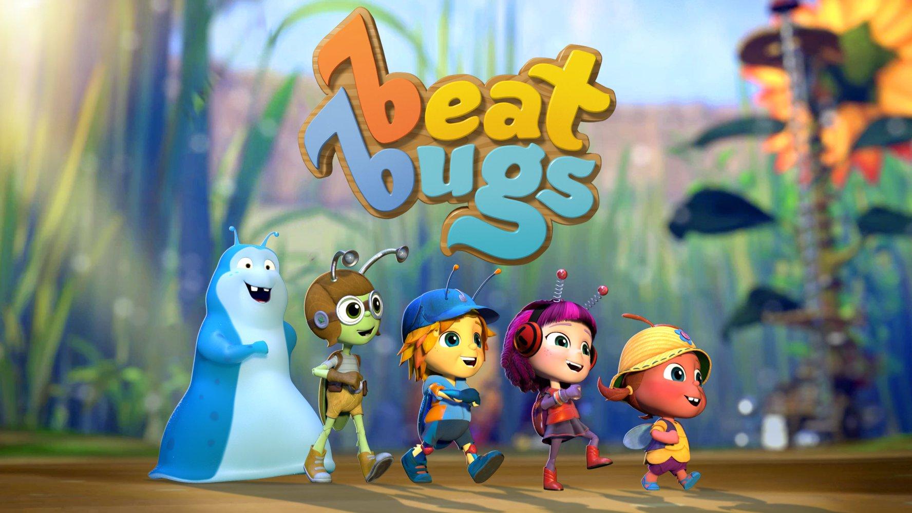 Beat Bugs Season 3 1