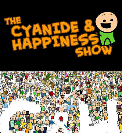 The Cyanide & Happiness Show Season 3 Release Date