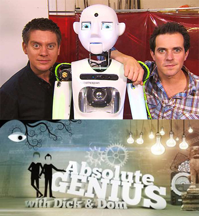 Absolute Genius with Dick & Dom Season 6 Release Date