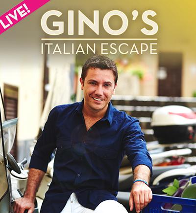 Gino`s Italian Escape Season 5 Release Date