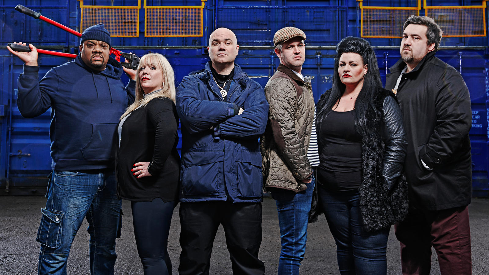 Celebrity Storage Hunters UK Season 2 1