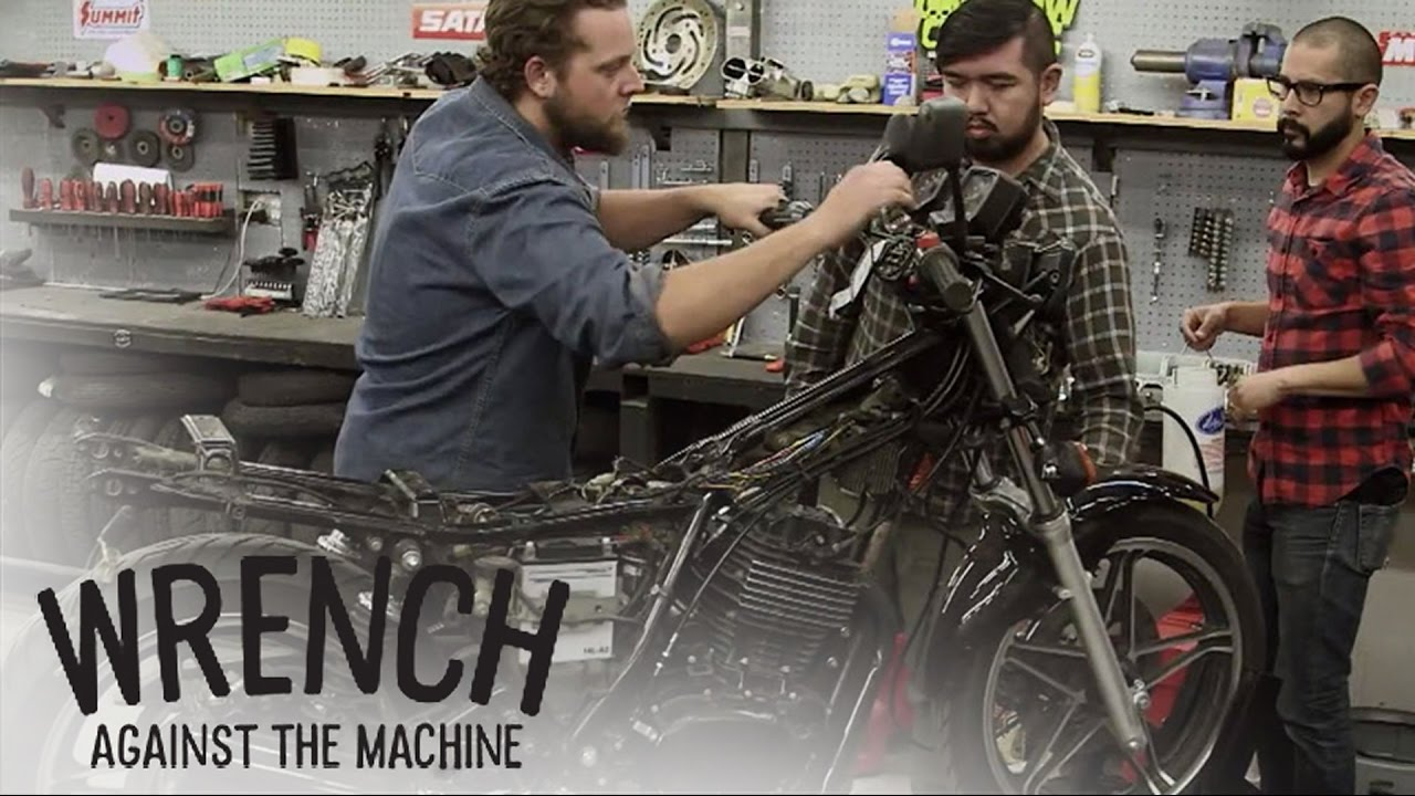 Wrench Against the Machine Season 2 1