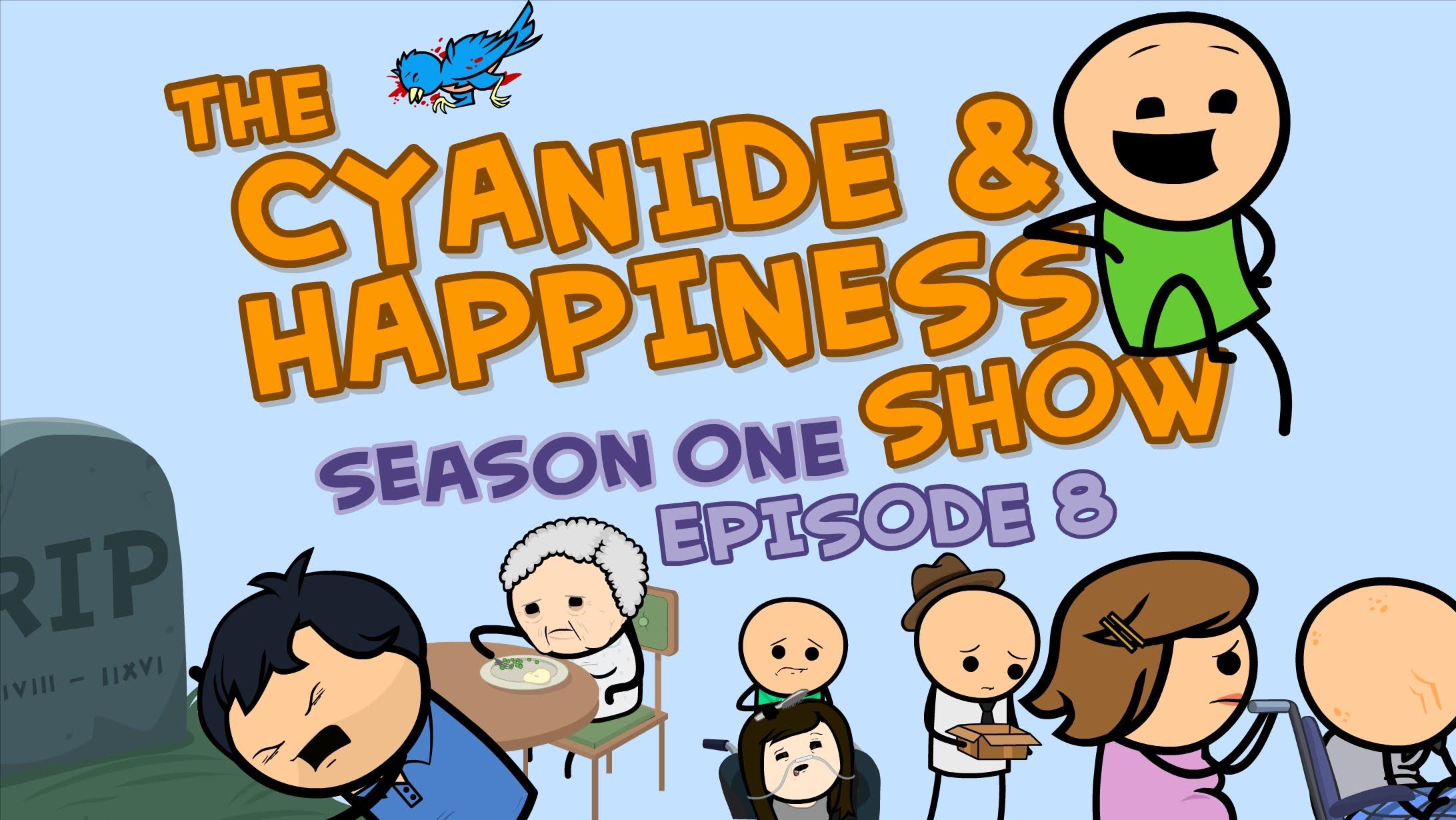 The Cyanide & Happiness Show Season 3 1