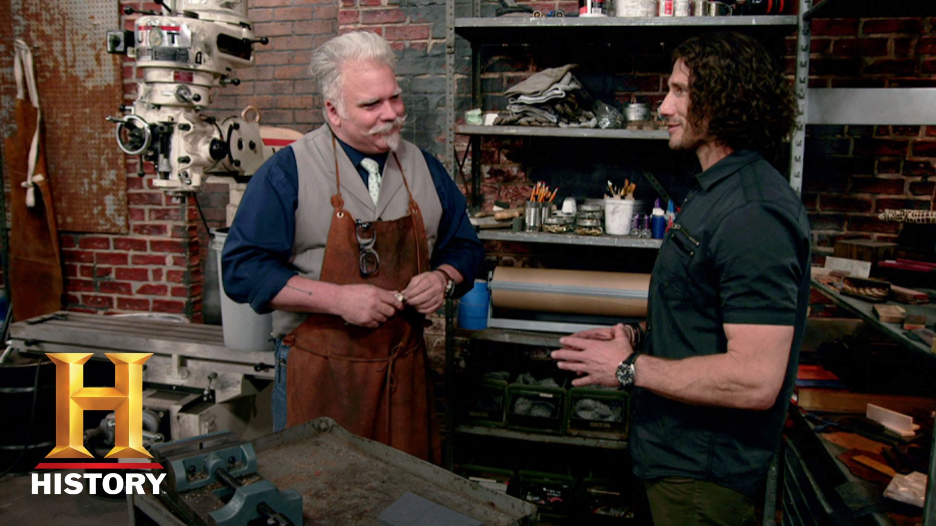 Forged in Fire Season 4 1