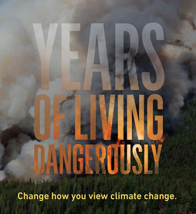 Years of Living Dangerously Season 3 Release Date