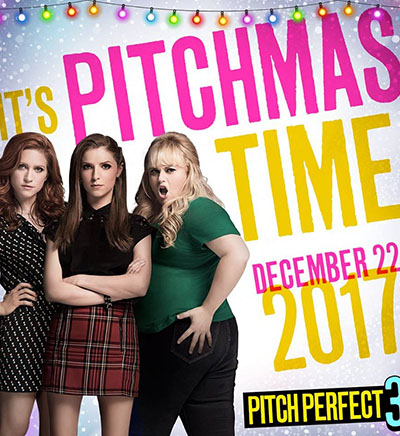 Pitch Perfect 3 Release Date