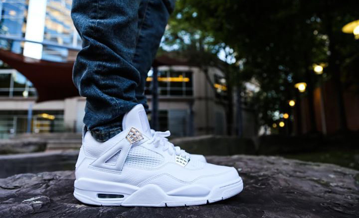 Air Jordan 4 Pure Money 3