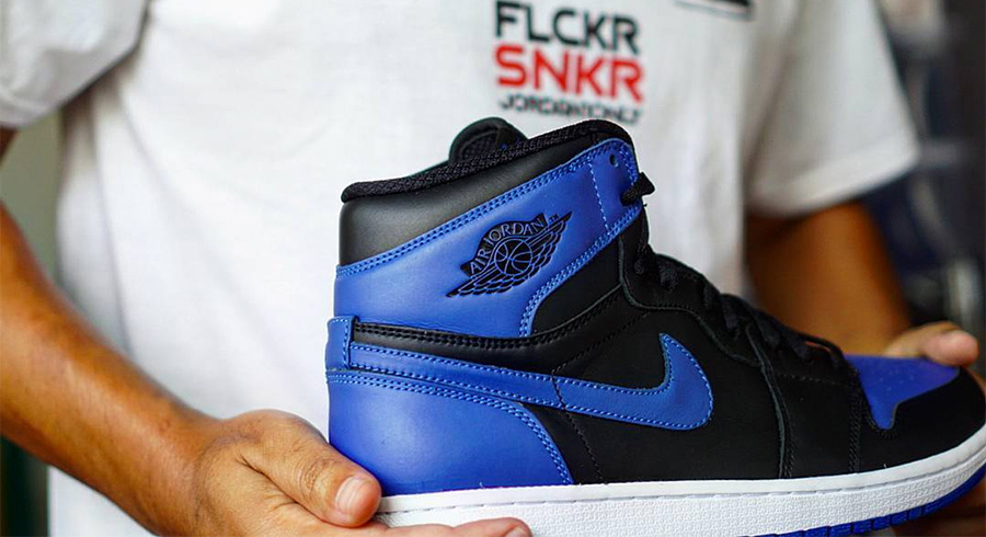 Air Jordan 1 Royal Release Date And First Look 3