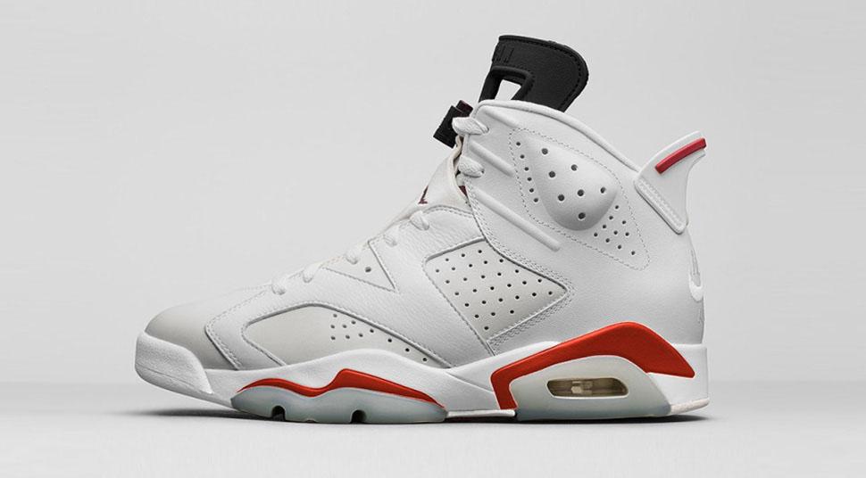 The Air Jordan 6 Alternate 2