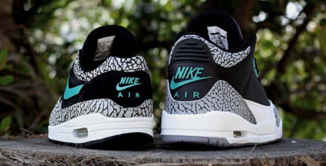 Jordan And Nike Limited Atmos Pack 2
