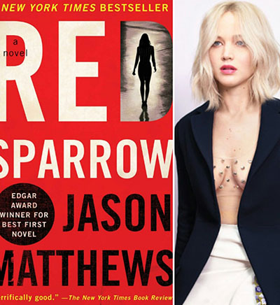 Red Sparrow Release Date