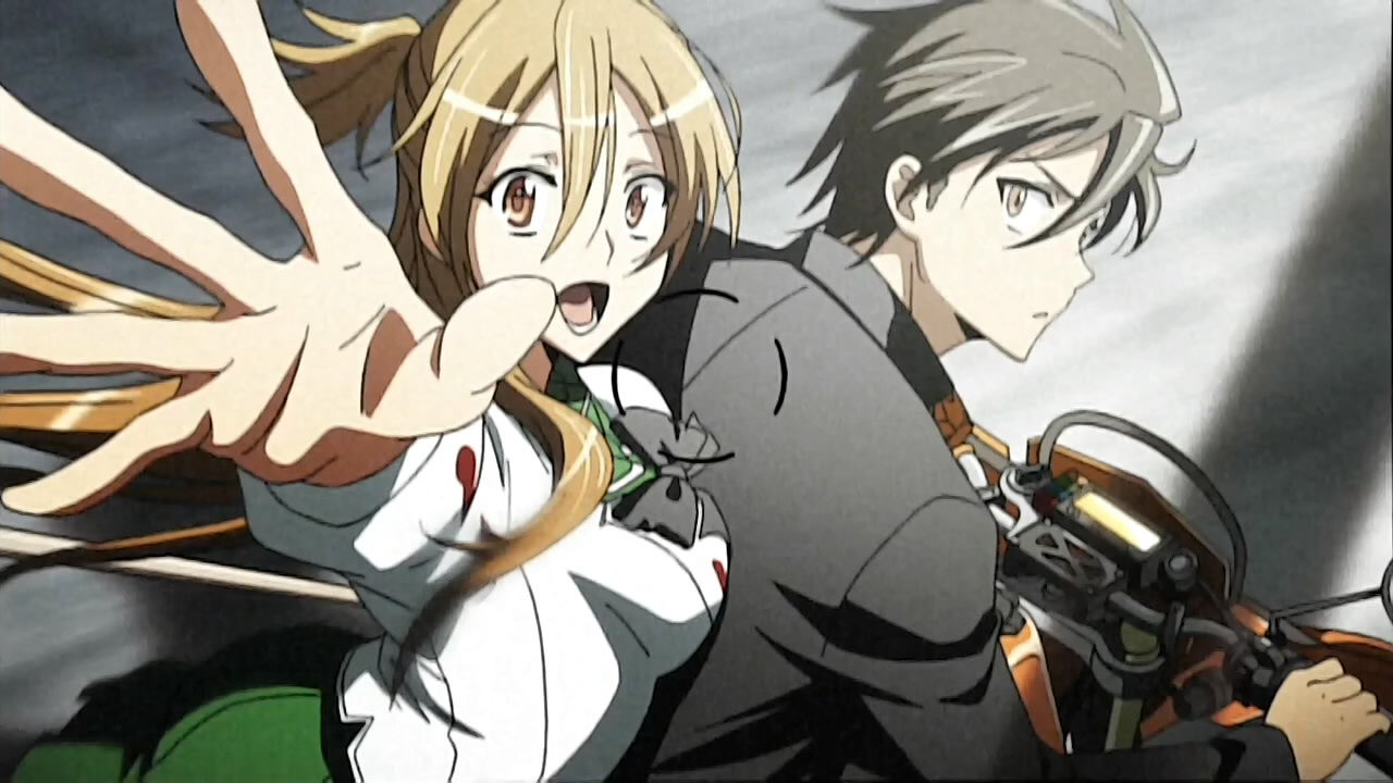 High School of the Dead promo 2