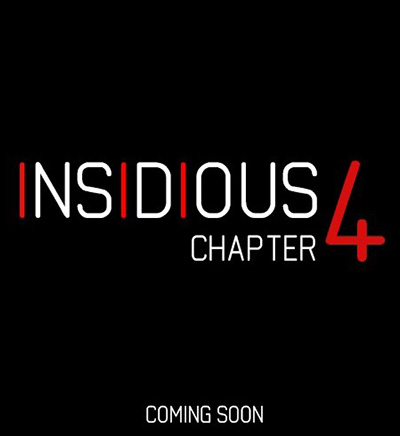 Insidious: Chapter 4 Release Date
