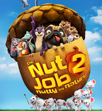 The Nut Job 2: Nutty by Nature Release Date