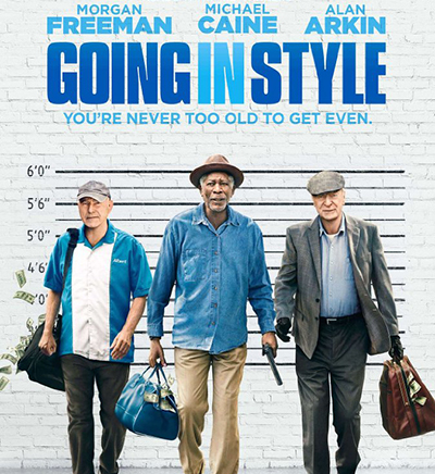 Going in Style Release Date
