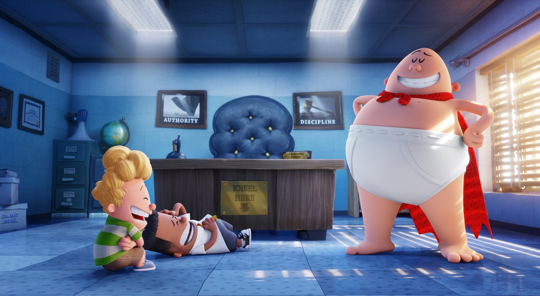 Captain Underpants: The First Epic Movie 1
