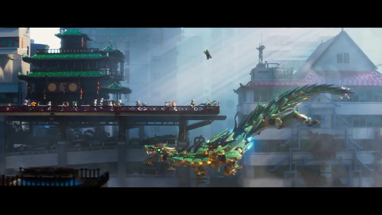 The Lego Ninjago Movie 2