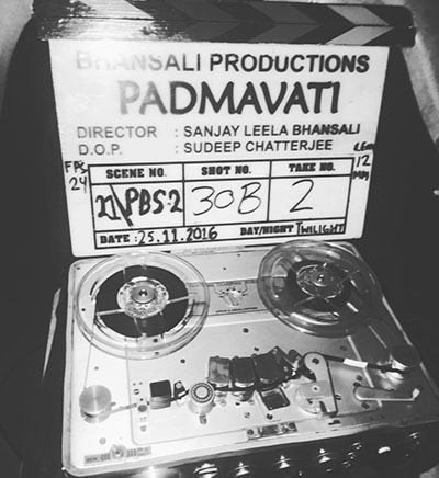 Padmavati Release Date