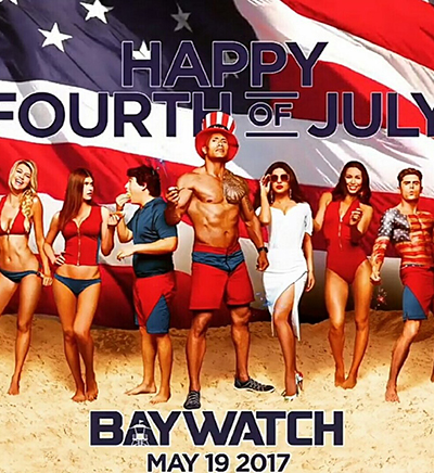 Baywatch Release Date