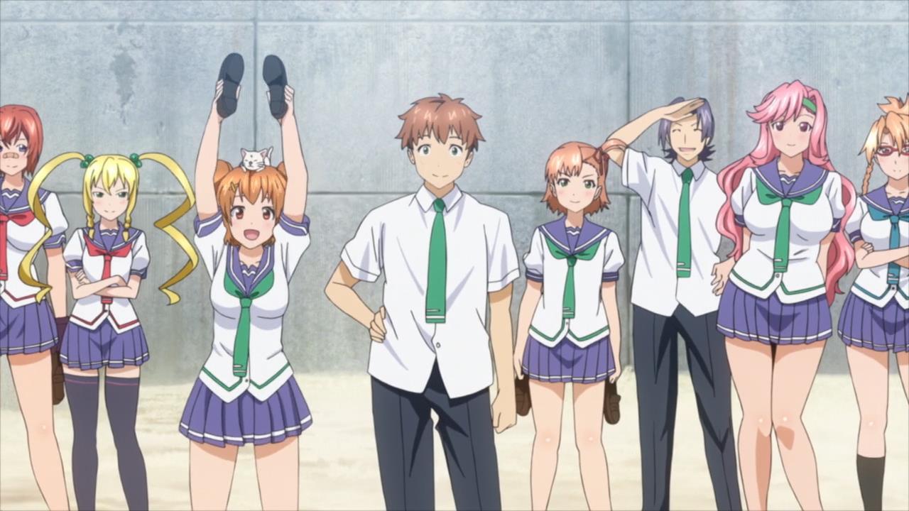 Maken-ki! Season 3_3