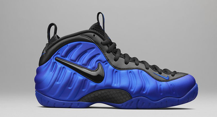 The Nike Air Foamposite Pro 3