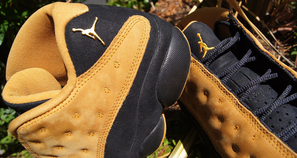 "The Air Jordan 13 Low ""Chutney"" 3"
