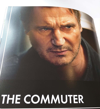 The Commuter Release Date