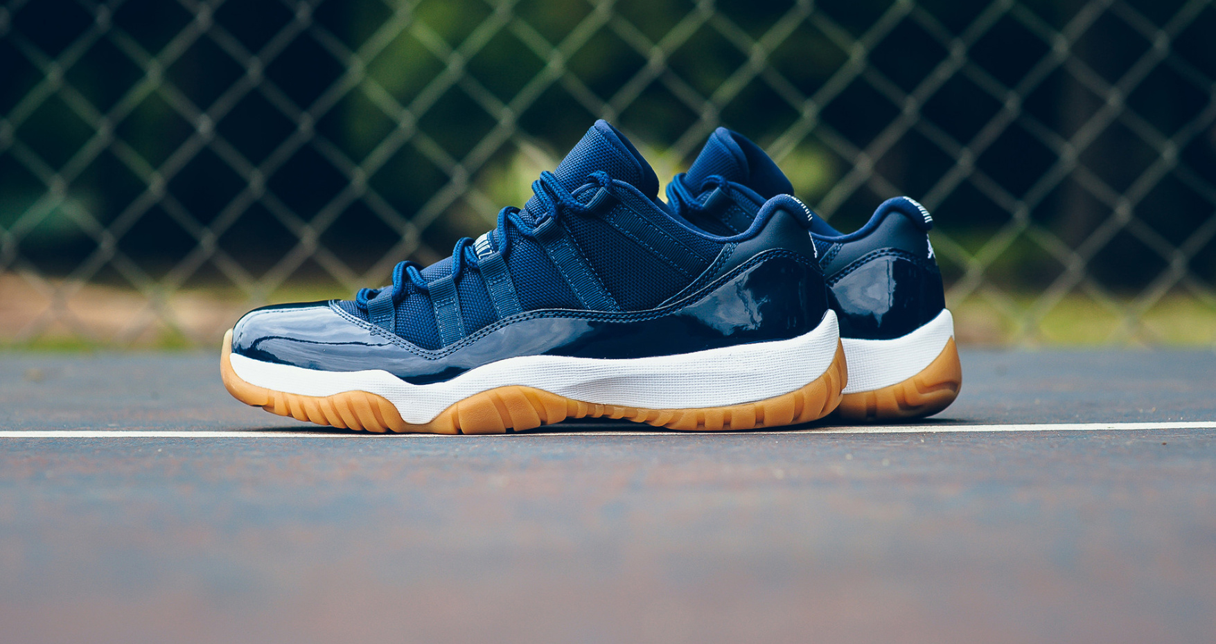 Air Jordan 11 Midnight Navy 3