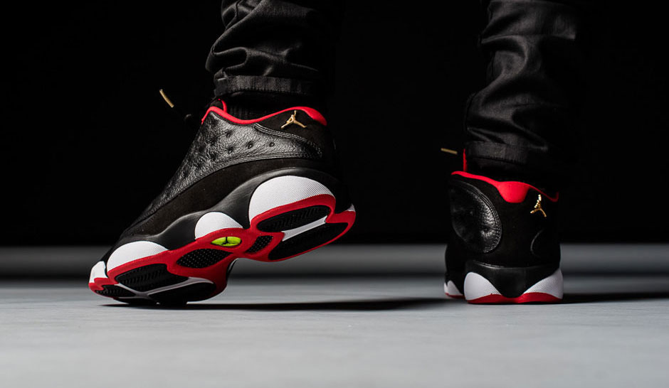 Air Jordan 13 Bred And Playoffs 1