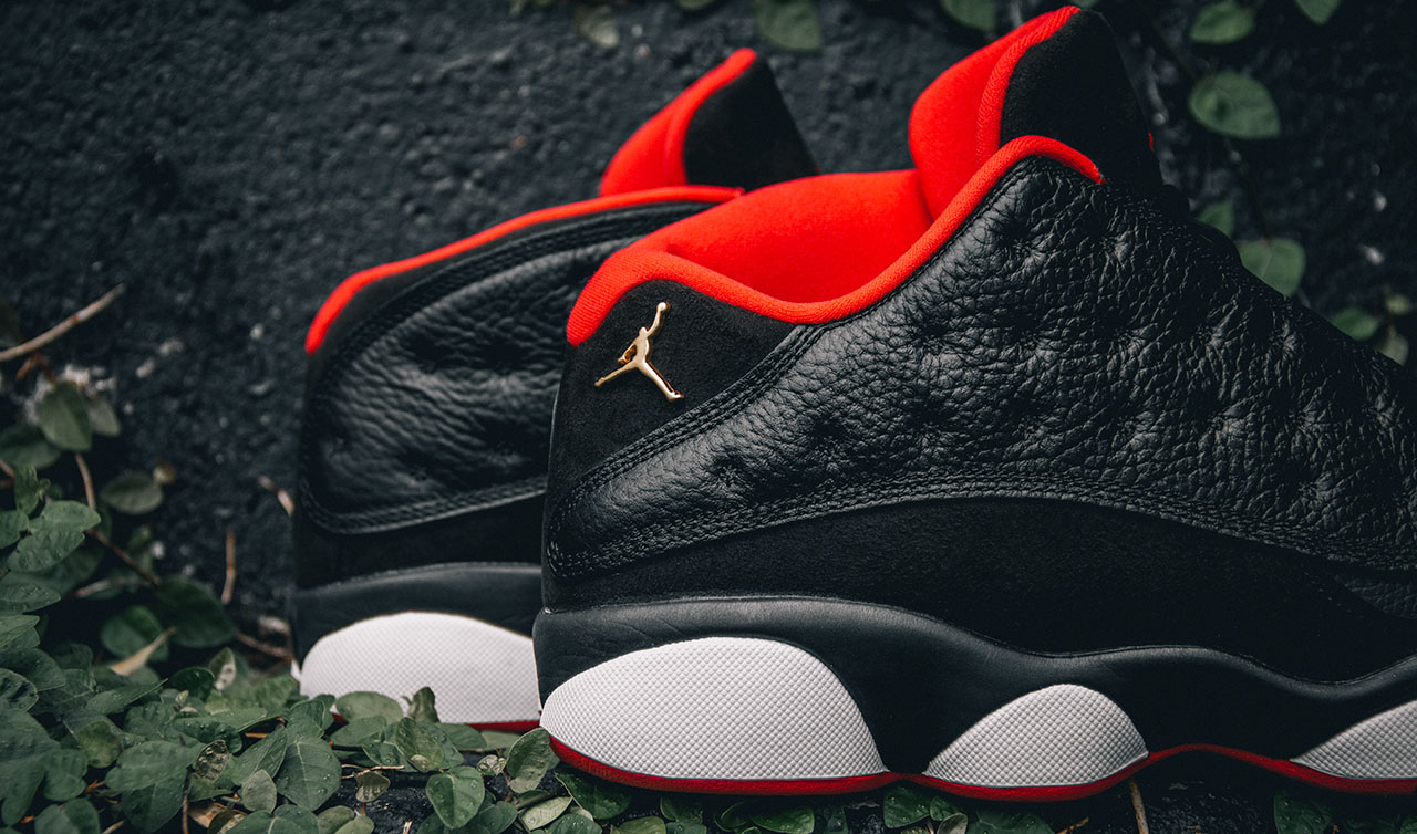 Air Jordan 13 Bred And Playoffs 3