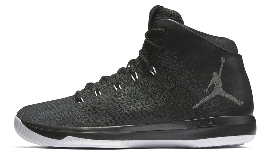 The Air Jordan 31 Black Cat 1