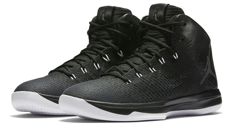 The Air Jordan 31 Black Cat 2