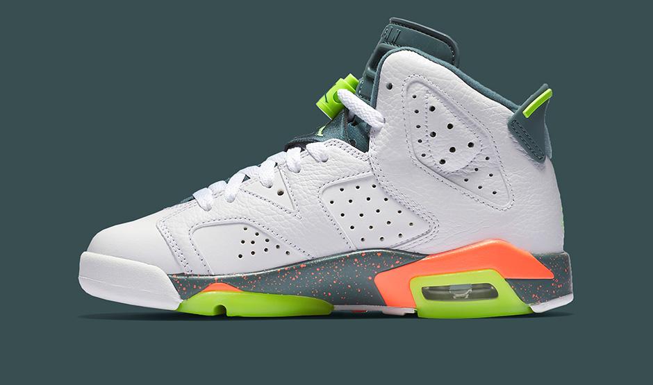 Air Jordan 6 Gs 3