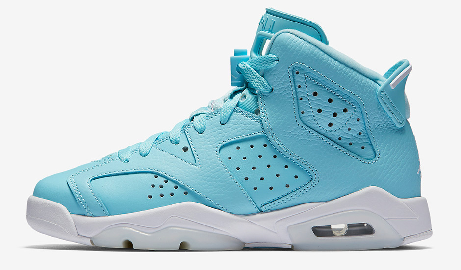 Air Jordan 6 Still Blue Release Date 1