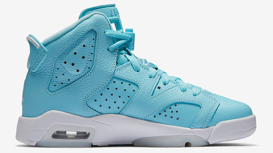 Air Jordan 6 Still Blue Release Date 3