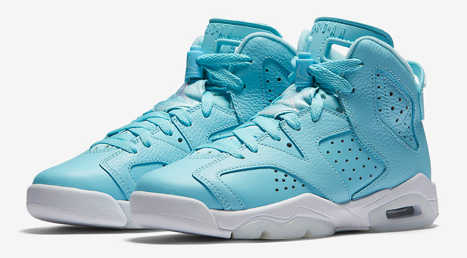 Air Jordan 6 Still Blue Release Date 2