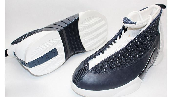 The Air Jordan 15 Obsidian 1