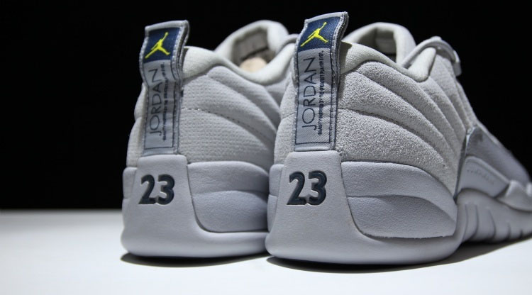 Air Jordan 12 Low Wolf Grey 2