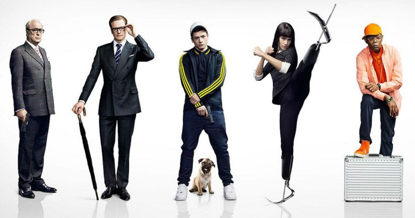Kingsman: The Golden Circle 3