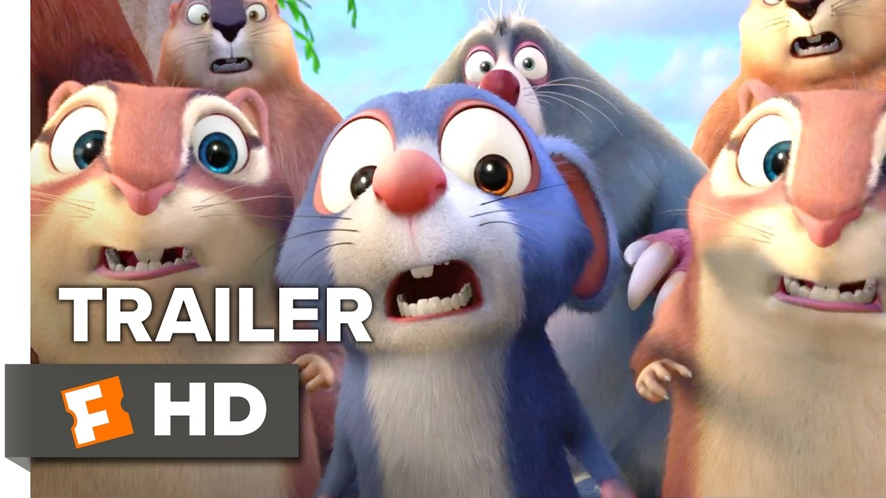 The Nut Job 2: Nutty by Nature 2
