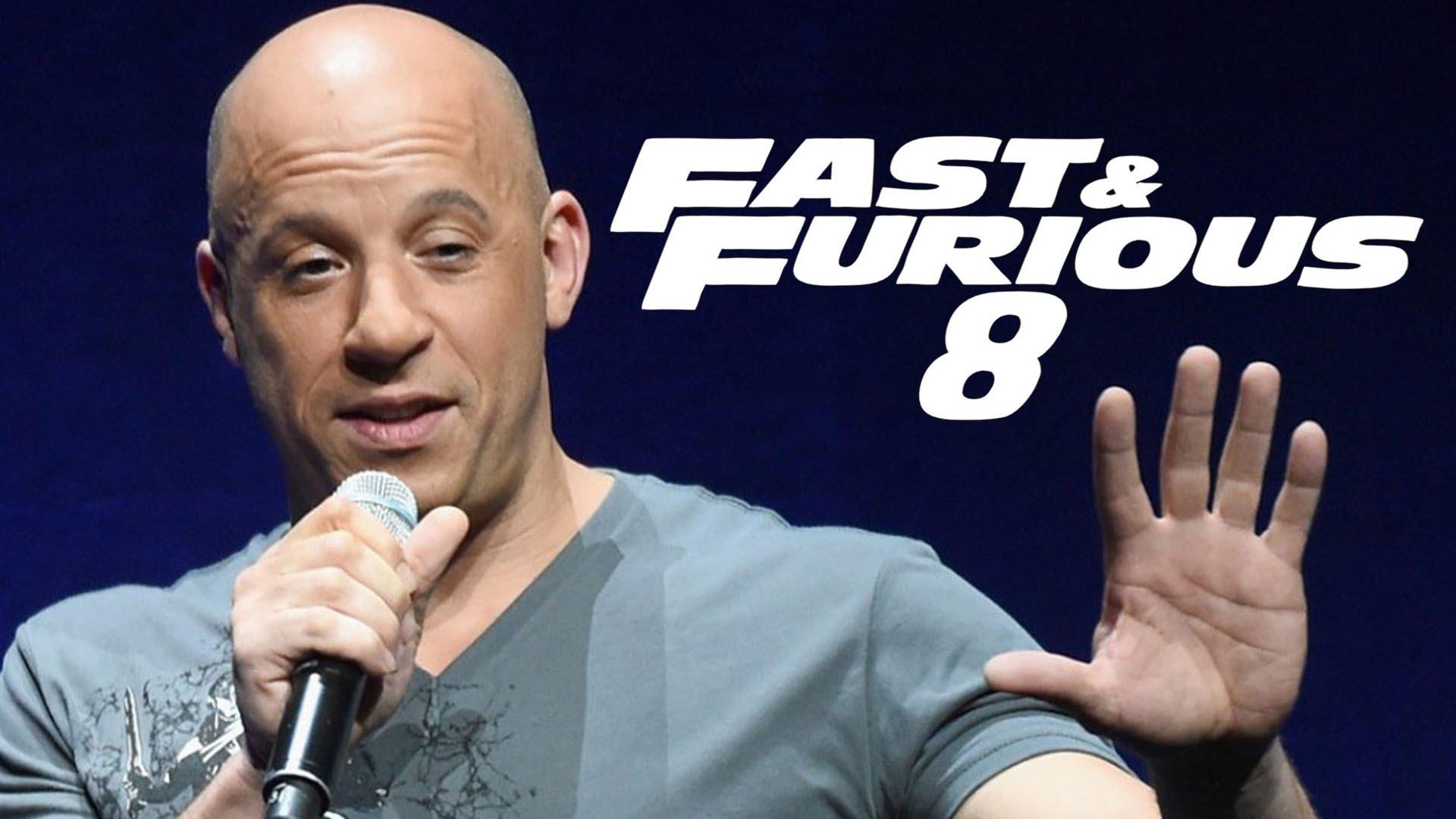 Fast & Furious 8 1