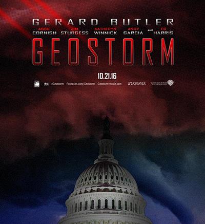 Geostorm Release Date